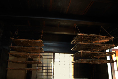 totsukawa house interior