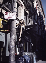 Chanel (Rachel_2007) Tags: fashion chanel dariawerbowy