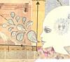 Once I Was A Bird ~ detail 2 (ms_mod) Tags: wallpaper bird art collage vintage paper design spring antique mixedmedia dream surreal ephemera etsy imagetransfer dollface subconscious dollfacedesign