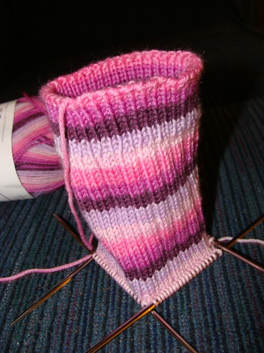 Knitpicks Felici - Striped Sock