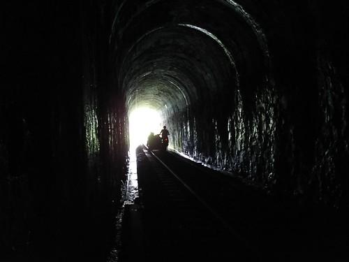 Tunel de la Quiebra - Cisneros