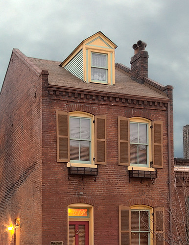 Soulard Neighborhood, in Saint Louis, Missouri, USA - building 3