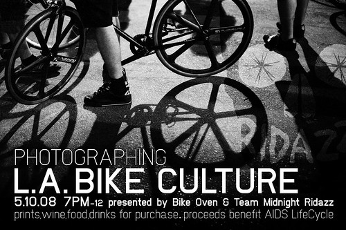 Photographing LA Bike Culture