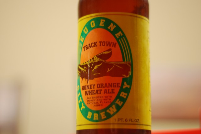 Track Town Honey Orange Wheat