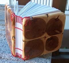 Endgrain applewood