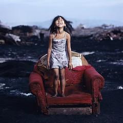argus (anita_nigro) Tags: poverty people girl garba