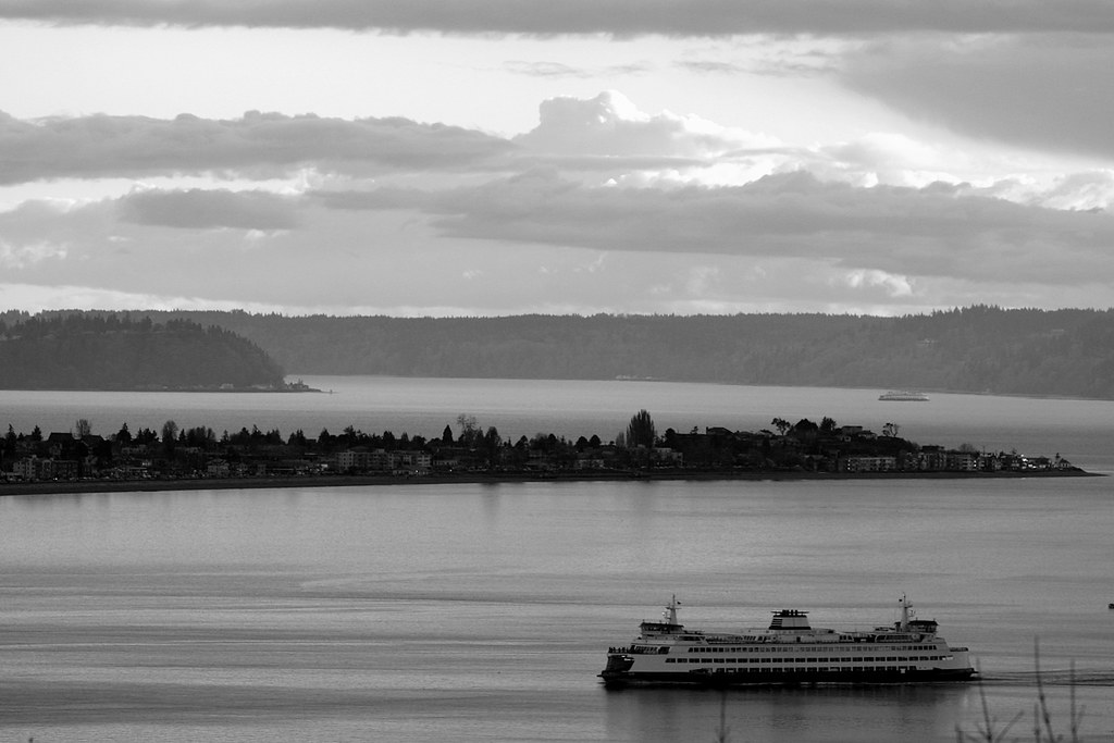 Alki & Two Ferries
