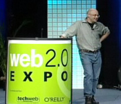 Clay Shirky at Web 2.0