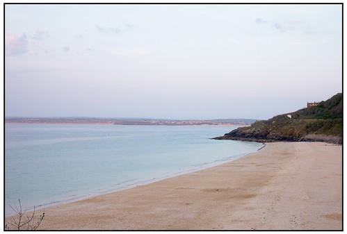 Dusk Toward Carbis Bay