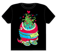 Mega Music Monster Tee
