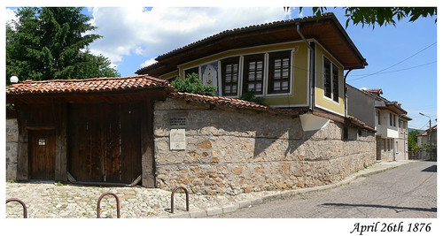 Tutev's house