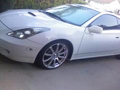 2000 Toyota Celica v3.0 (hupspring) Tags: white 2000 toyota celica