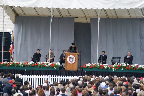 Mya Angelou's Speech at Cornell's 2008 Convocation