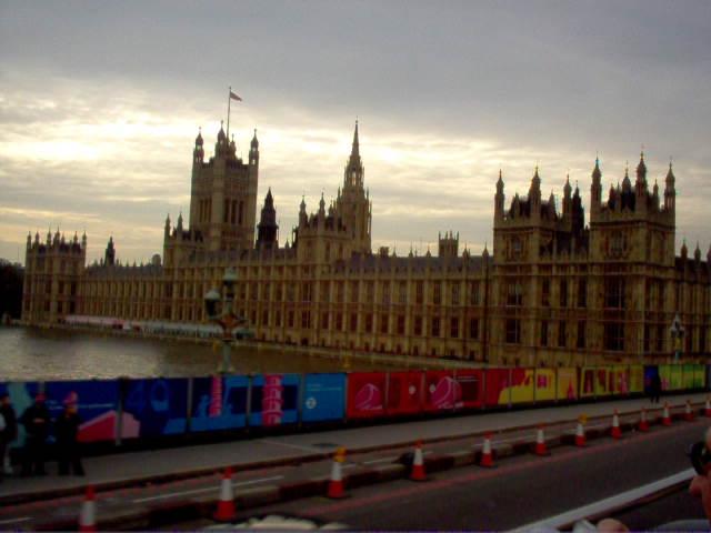 Europe 2005 London Parliament