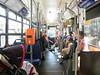 VBL Trolleybus #254 in Lucerne, Switzerland - Interior (Reto Kurmann) Tags: bus switzerland publictransit lucerne trolleybus vbl