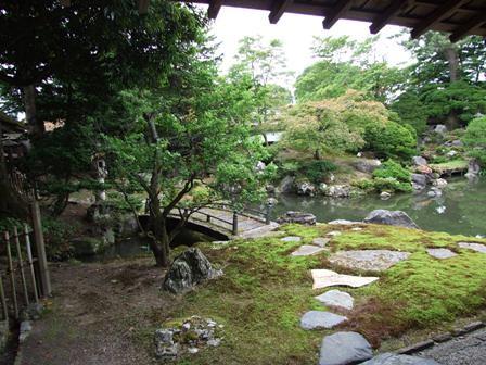 渡邉邸 庭園2