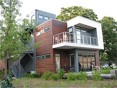 Smart Home - exterior