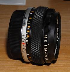 Tapa Delantera de Objetivo 58mm Pinza Para Olympus E510 E420 E410 E400 E330