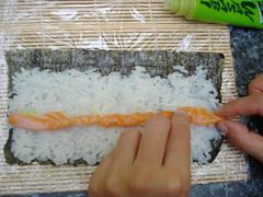 Como fazer sushi ~ 11