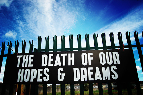 death of our hopes