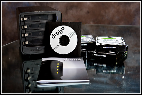 Drobo 2.0 from Data Robotics, Inc