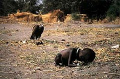 Photograph that changed the World (T   J ) Tags: kevincarter sudan1994