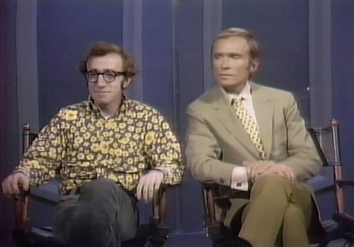 Woody Allen on Dick Cavett