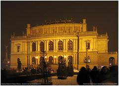 Praha/Prague/Prag, Rudolfinum-Dum umelcu (vratsab) Tags: prague prag praha