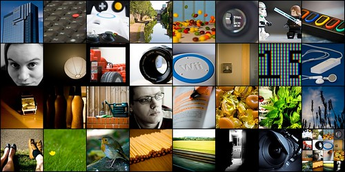 Photo-a-Day 2008 Mosaic
