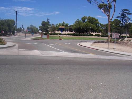 Grossmont HS Entrance