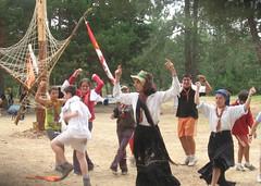 288 Día de las peñas. Bailes regionales