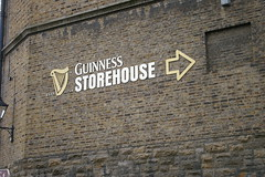 Guinness Storehouse this way