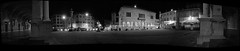 Libert di Guardarsi Attorno (pierofix) Tags: city urban bw italy panorama white black architecture night stairs dark square lights italia centro columns lion center bn explore panoramica photomerge urbano luci piazza leone veduta castello bianco nero 180 notte architettura sanmarco ercole citt friuli colonne caco loggia salita scuro udine scalinata upim gradini loggiadellionello friuliveneziagiulia selciato piazzalibert contarena loggiasangiovanni