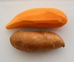 Oranje bataat
