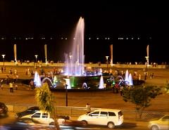 Roxas Boulevard (Feliz Navidad) Tags: philippines manila mallofasia