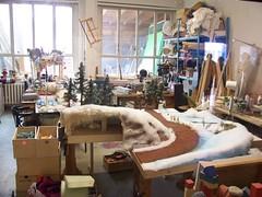 Sandmännchen Werkstatt
