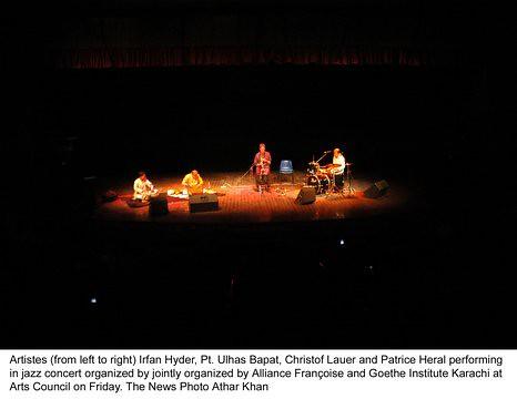 French Pakistan Music Dialogue