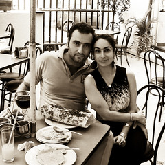 Babak and Rouzeh