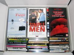 Pelis y CDs