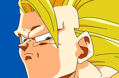 dragon ball z goku super saiyan. Goku Super Saiyan 3