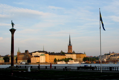 View from Stockholm City Hall