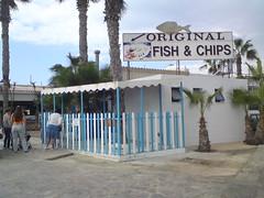 Original fish & chips