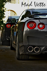 Day of GTR's (MadVette) Tags: skyline interesting nissan most kuwait mad 2008 gtr q8 kuw  madvette worldofcars r35m