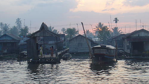 floating market of banjarmasin