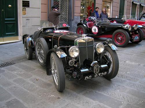 MG L1 Special 1933 por Maurizio Boi.