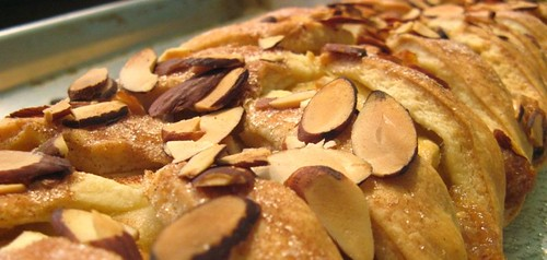 apple-almond for slicing
