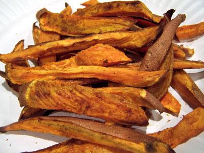 Low fat sweet potatoe recipes