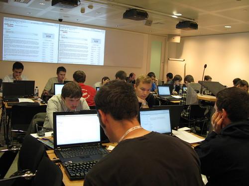 Google Code Jam, London