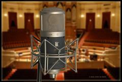 SE Gemini II double-tube microphone (jorik de beer) Tags: beer beautiful de se concert tube electronics microphone condenser jorik