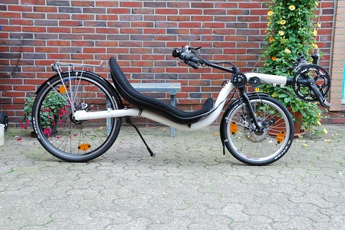 RaptoBike Low Tourer!